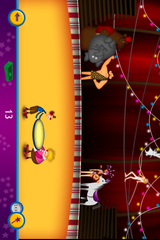 Screenshot Crazy Circus (iCatch Edition)