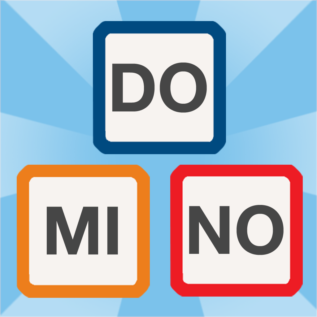 Word Domino – Letter games for kids and the family (spelling, vocabulary)